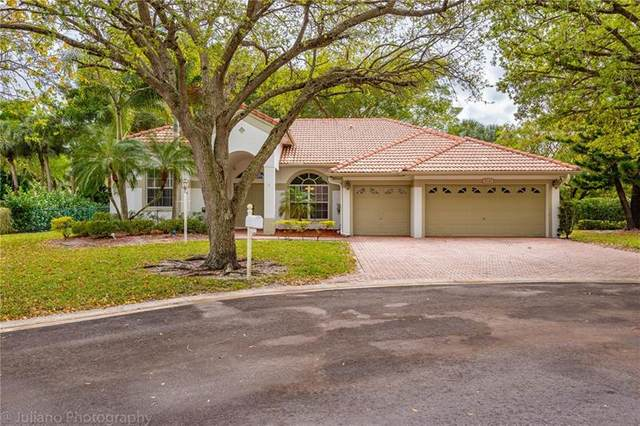 8548 NW 45th St, Coral Springs, FL 33065 (MLS #F10272535) :: Green Realty Properties