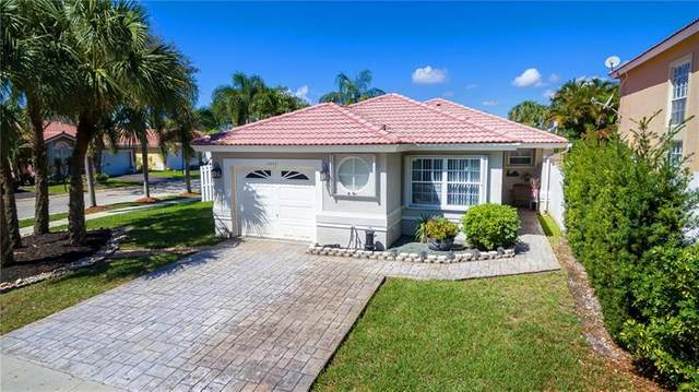 13445 NW 5th Ct, Plantation, FL 33325 (MLS #F10272553) :: Laurie Finkelstein Reader Team