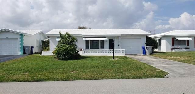 2741 W Golf Blvd, Pompano Beach, FL 33064 (MLS #F10272560) :: Patty Accorto Team