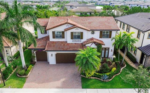 8820 Watercrest Cir E, Parkland, FL 33076 (#F10272588) :: Realty One Group ENGAGE