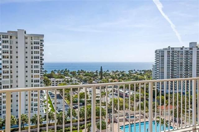 3020 NE 32nd Ave #1411, Fort Lauderdale, FL 33308 (MLS #F10272589) :: Green Realty Properties