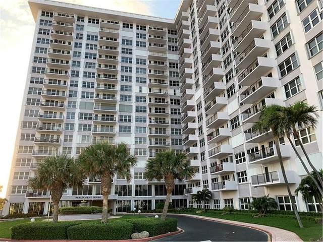 405 N Ocean Blvd #1708, Pompano Beach, FL 33062 (#F10272622) :: Signature International Real Estate