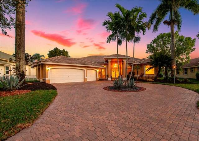 6468 NW 103rd Ln, Parkland, FL 33076 (#F10272688) :: Realty One Group ENGAGE