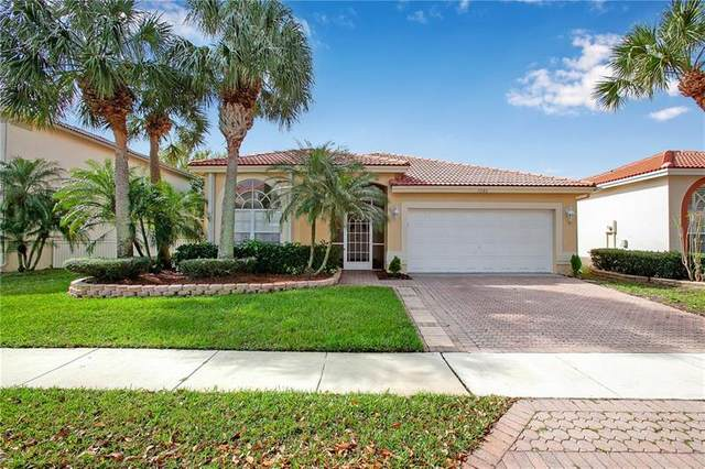 7580 NW 28th St, Margate, FL 33063 (MLS #F10272692) :: Castelli Real Estate Services