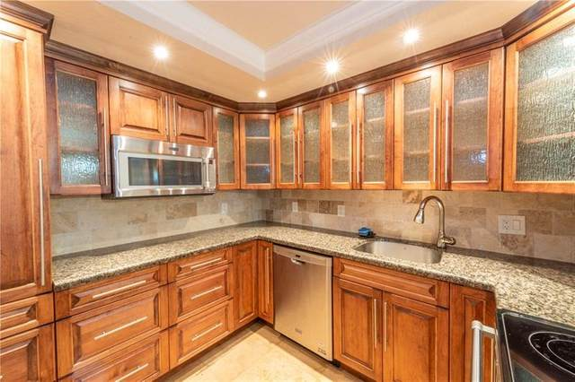 4801 NW 22nd Ct #115, Lauderhill, FL 33313 (#F10272752) :: Baron Real Estate