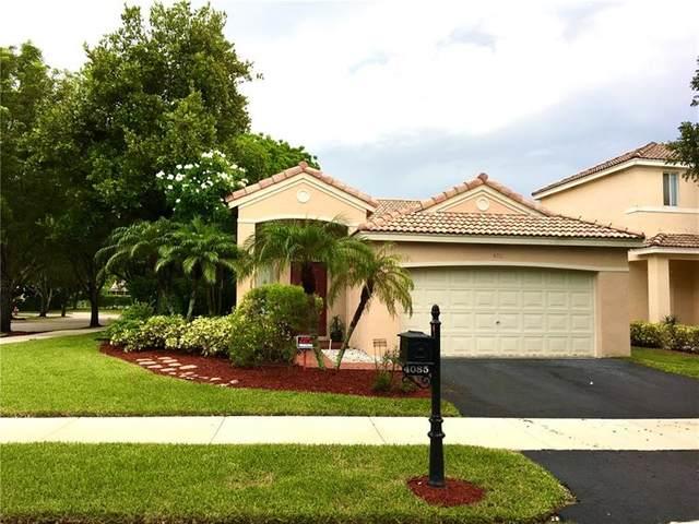 4085 Pine Ridge Ln, Weston, FL 33331 (MLS #F10272757) :: Green Realty Properties