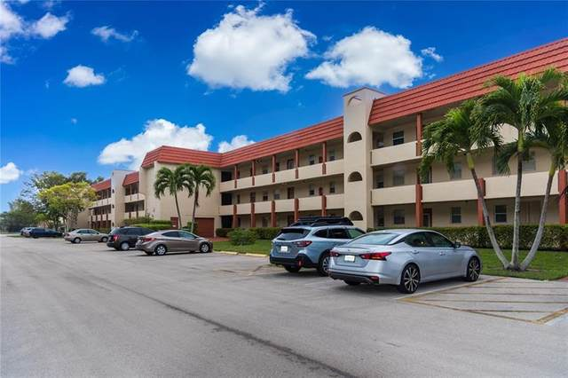 2850 W Sunrise Lakes Dr #101, Sunrise, FL 33322 (MLS #F10272796) :: Berkshire Hathaway HomeServices EWM Realty