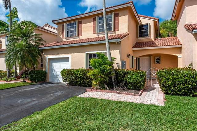 752 NW 173rd Ter #752, Pembroke Pines, FL 33029 (MLS #F10272797) :: Green Realty Properties