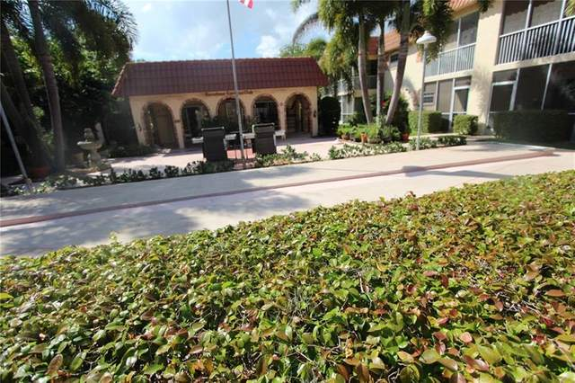 101 E Mcnab Rd #111, Pompano Beach, FL 33060 (#F10272801) :: Treasure Property Group