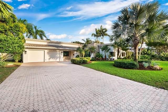 1516 Coral Ridge Dr, Fort Lauderdale, FL 33304 (MLS #F10272852) :: Berkshire Hathaway HomeServices EWM Realty