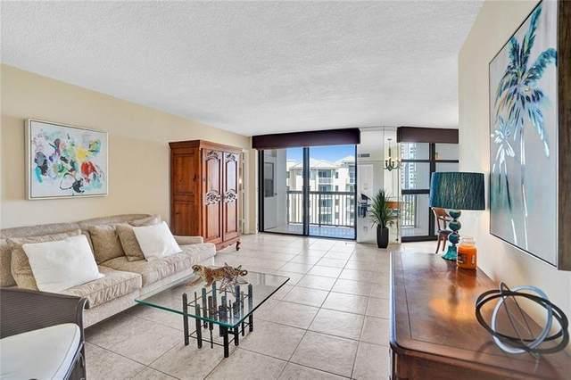 1361 S Ocean Blvd #805, Pompano Beach, FL 33062 (MLS #F10272889) :: Green Realty Properties