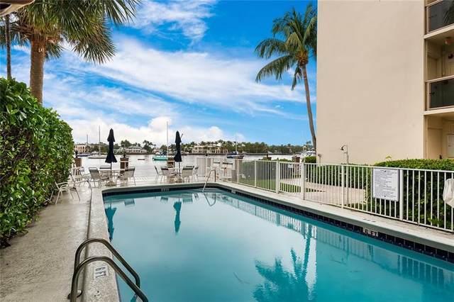 101 N Birch Rd #404, Fort Lauderdale, FL 33304 (MLS #F10272897) :: Green Realty Properties