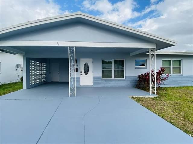 5908 NW 71st Ave, Tamarac, FL 33321 (MLS #F10272900) :: Green Realty Properties