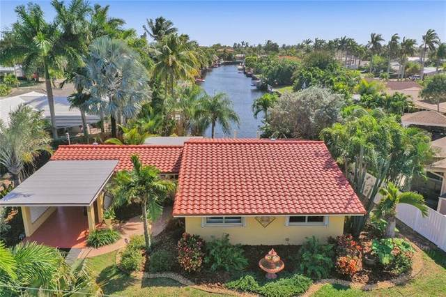 1480 NE 60th St, Fort Lauderdale, FL 33334 (MLS #F10272905) :: Berkshire Hathaway HomeServices EWM Realty