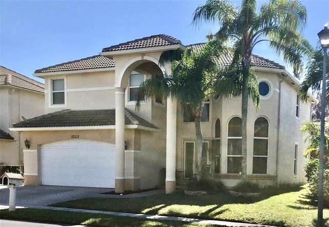 12312 NW 26th St, Coral Springs, FL 33065 (MLS #F10272912) :: United Realty Group
