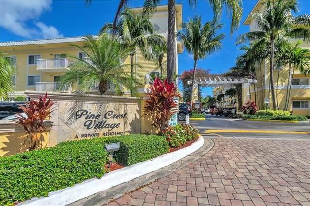 1501 E Broward Boulevard #705, Fort Lauderdale, FL 33301 (MLS #F10272938) :: Berkshire Hathaway HomeServices EWM Realty