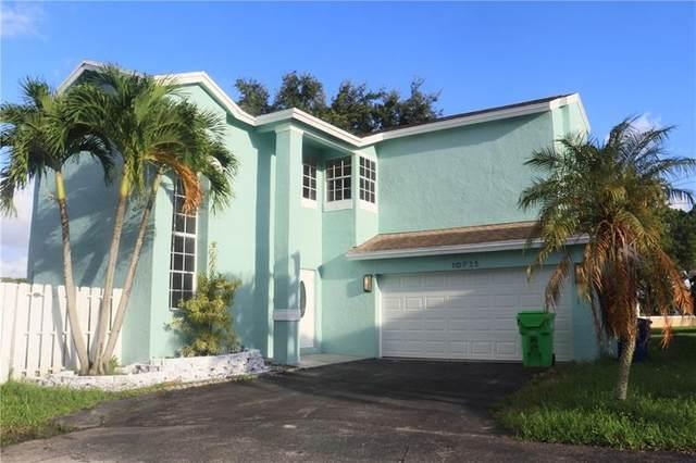 10733 Lago Welleby Dr, Sunrise, FL 33351 (MLS #F10272944) :: Castelli Real Estate Services