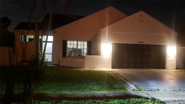 1060 SW 85th Ter, Pembroke Pines, FL 33025 (MLS #F10272946) :: Green Realty Properties