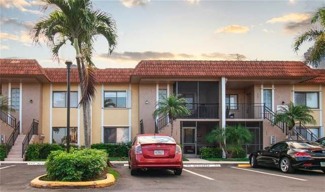 435 Lakeview Dr #204, Weston, FL 33326 (MLS #F10272954) :: United Realty Group