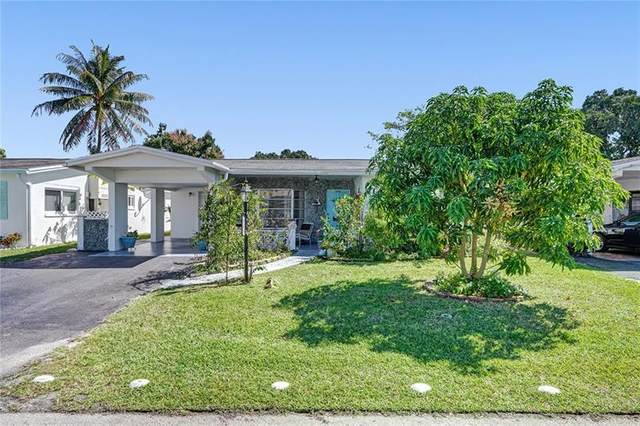4158 NW 52nd Ave, Lauderdale Lakes, FL 33319 (#F10272967) :: Ryan Jennings Group