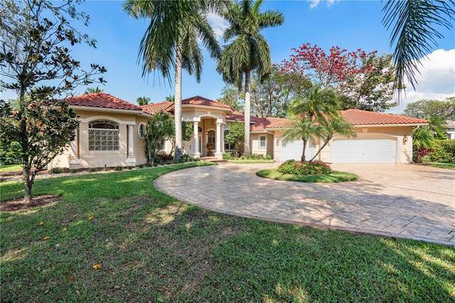 6981 NW 70th St, Parkland, FL 33067 (MLS #F10272986) :: Berkshire Hathaway HomeServices EWM Realty