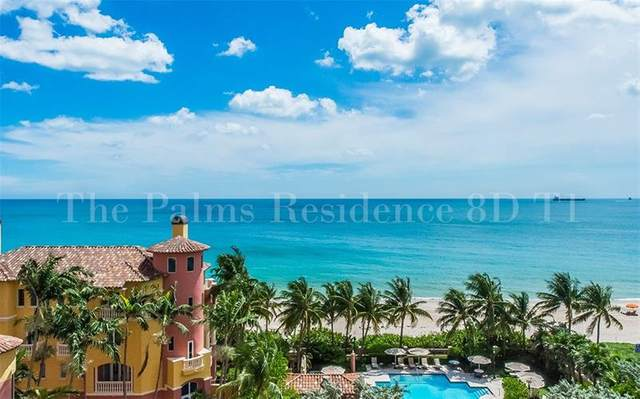2100 N Ocean Blvd 8D, Fort Lauderdale, FL 33305 (#F10273009) :: Baron Real Estate
