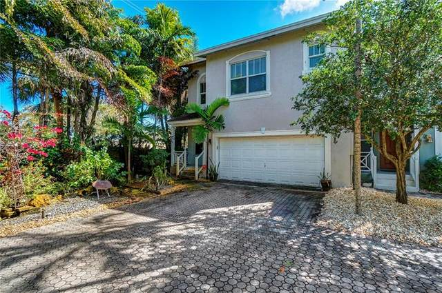 2606 NE 10th Ter #3, Wilton Manors, FL 33334 (#F10273018) :: Signature International Real Estate