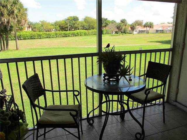 3051 Holiday Springs Blvd #201, Margate, FL 33063 (MLS #F10273050) :: Green Realty Properties