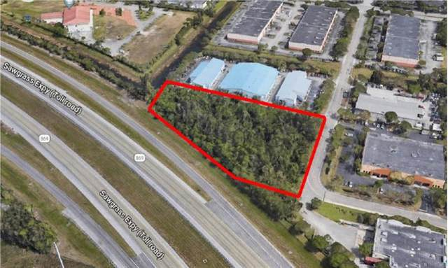10900 NW 52nd St, Sunrise, FL 33351 (#F10273061) :: Real Treasure Coast