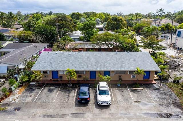 704 NE 23rd Dr, Wilton Manors, FL 33305 (MLS #F10273098) :: Berkshire Hathaway HomeServices EWM Realty