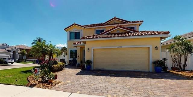 16222 NW 17th Ct, Pembroke Pines, FL 33028 (MLS #F10273100) :: Green Realty Properties