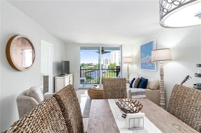 1391 S Ocean Blvd #401, Pompano Beach, FL 33062 (#F10273105) :: Real Treasure Coast