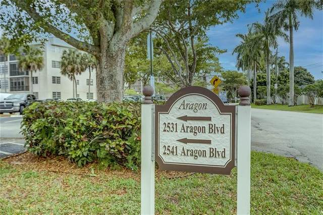 2541 Aragon Blvd #306, Sunrise, FL 33322 (#F10273125) :: The Rizzuto Woodman Team