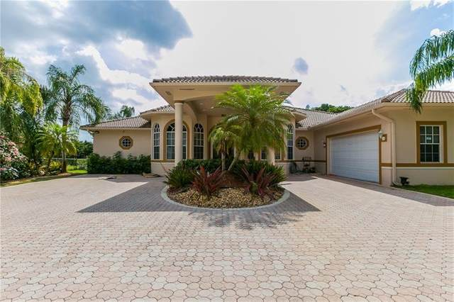 17004 Griffin Rd, Southwest Ranches, FL 33331 (MLS #F10273137) :: Green Realty Properties