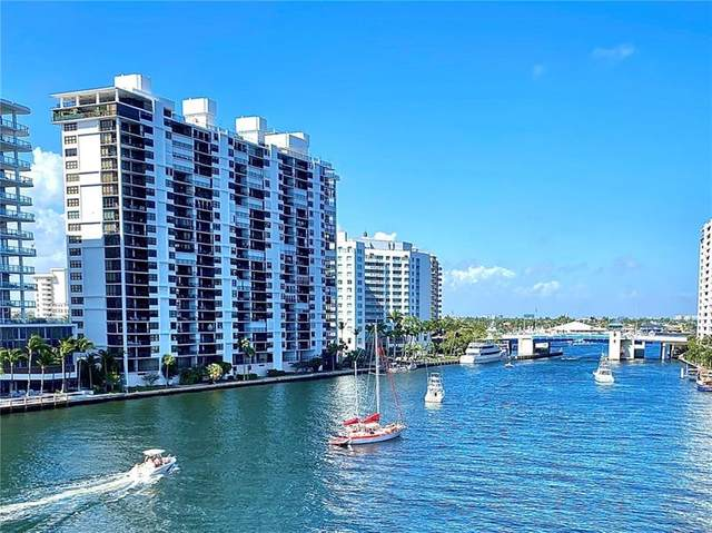 936 Intracoastal Dr 8H, Fort Lauderdale, FL 33304 (MLS #F10273164) :: Berkshire Hathaway HomeServices EWM Realty