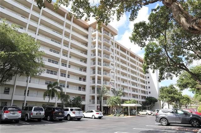 575 Oaks Ln #504, Pompano Beach, FL 33069 (#F10273171) :: Signature International Real Estate
