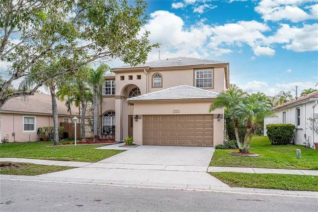 1222 NW 143rd Ave, Pembroke Pines, FL 33028 (MLS #F10273175) :: Castelli Real Estate Services