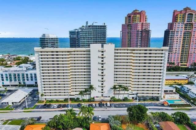 2200 NE 33rd Ave 6B, Fort Lauderdale, FL 33305 (MLS #F10273195) :: GK Realty Group LLC
