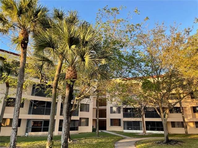 8592 W Sunrise Blvd #410, Plantation, FL 33322 (MLS #F10273198) :: Green Realty Properties