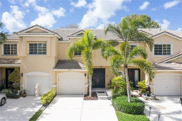 5879 NW 48th Ave #5879, Coconut Creek, FL 33073 (MLS #F10273218) :: Castelli Real Estate Services