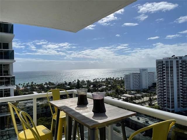 3015 N Ocean Blvd 17L, Fort Lauderdale, FL 33308 (MLS #F10273226) :: Green Realty Properties
