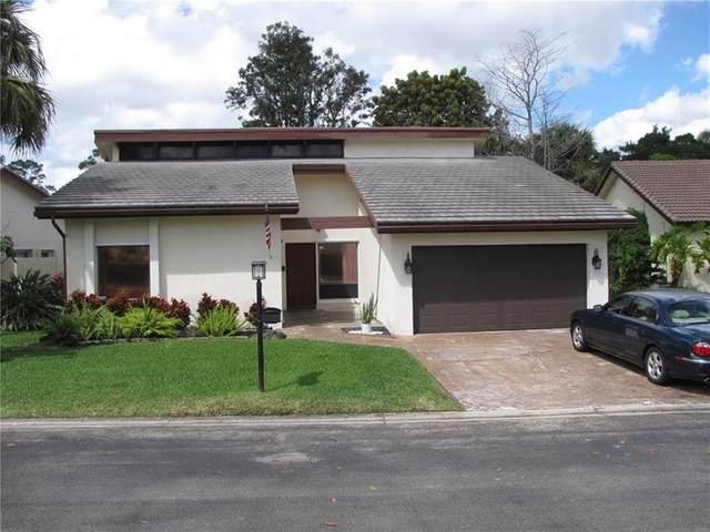 1670 Riverwood Ln, Coral Springs, FL 33071 (MLS #F10273231) :: Green Realty Properties