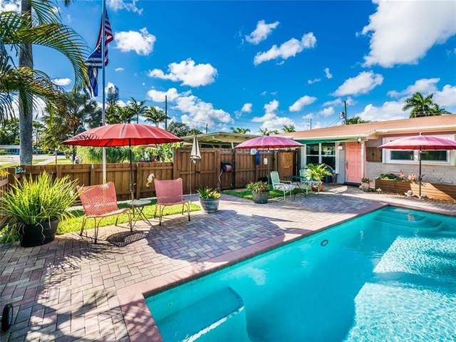 809 NW 28th Court, Wilton Manors, FL 33311 (MLS #F10273233) :: Castelli Real Estate Services