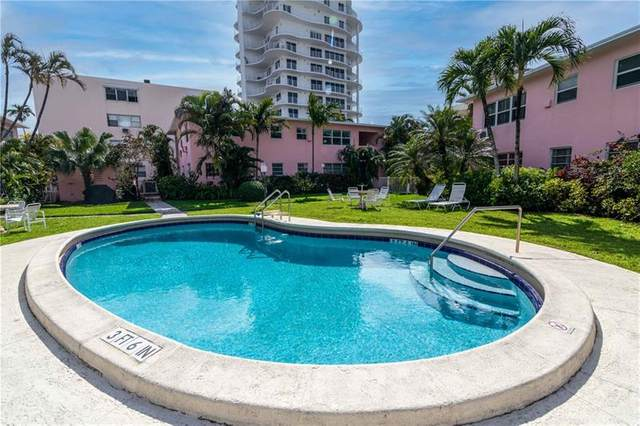 700 Bayshore Dr #21, Fort Lauderdale, FL 33304 (#F10273240) :: Posh Properties