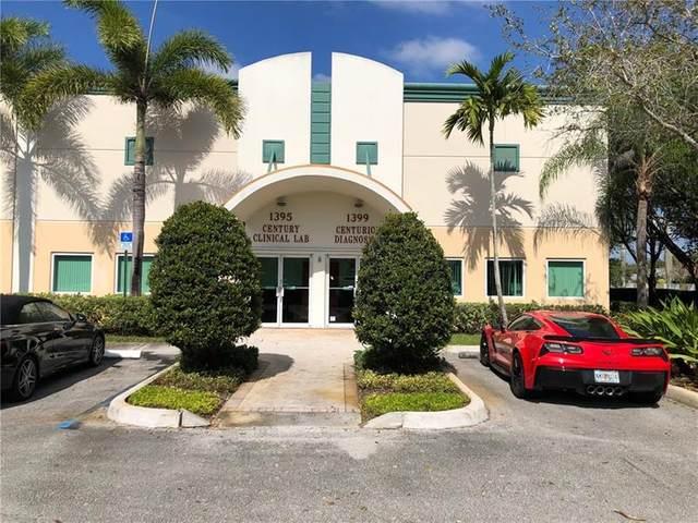 1395 Shotgun Rd, Sunrise, FL 33326 (MLS #F10273258) :: GK Realty Group LLC