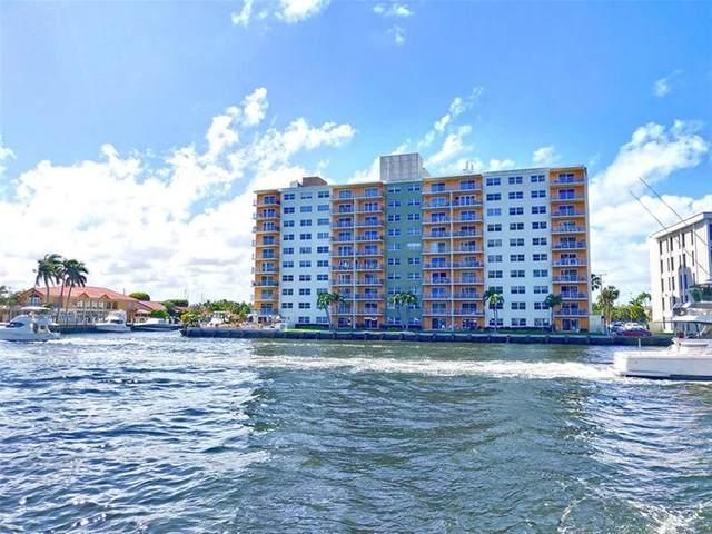 2900 NE 30th St E4, Fort Lauderdale, FL 33306 (MLS #F10273262) :: United Realty Group
