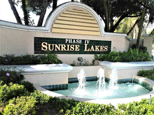 2793 NW 104th Ave #407, Sunrise, FL 33322 (MLS #F10273277) :: Berkshire Hathaway HomeServices EWM Realty