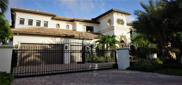 2716 NE 30th Ave, Lighthouse Point, FL 33064 (MLS #F10273291) :: GK Realty Group LLC