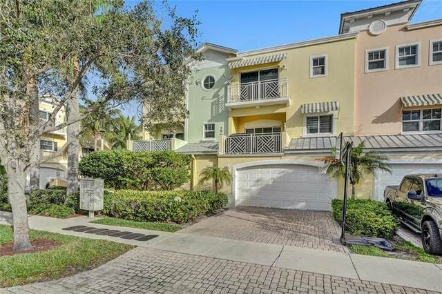 713 SE 16th St #2, Fort Lauderdale, FL 33316 (MLS #F10273325) :: Castelli Real Estate Services
