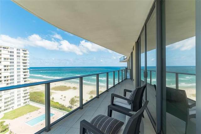 730 N Ocean Blvd #1201, Pompano Beach, FL 33062 (#F10273328) :: Baron Real Estate